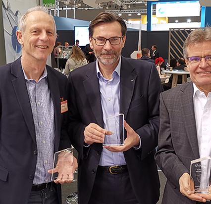 FKC gewinnt den Comenius Award 2019 mit 2 Medaillen.