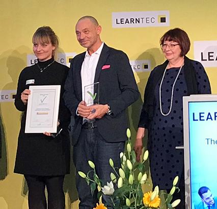 FKC holt den eLearning AWARD 2019 in drei Kategorien.