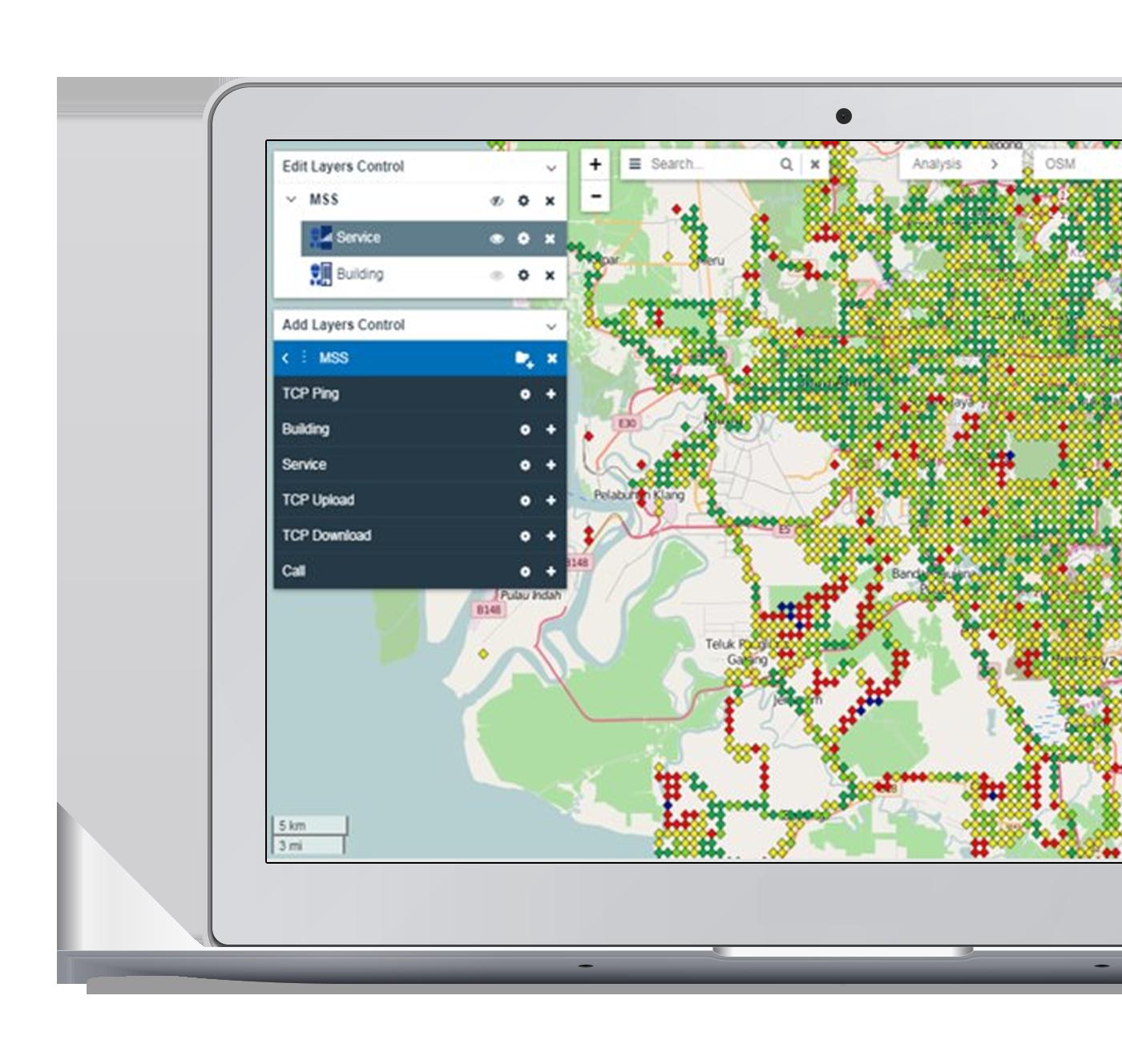 Data Visualisation on a laptop