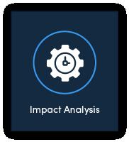 Impact Analysis Icon