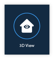 3D View Icon