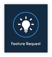 Feature Request Icon