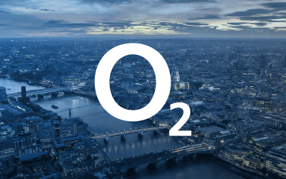 O2 Network Visualisation Image