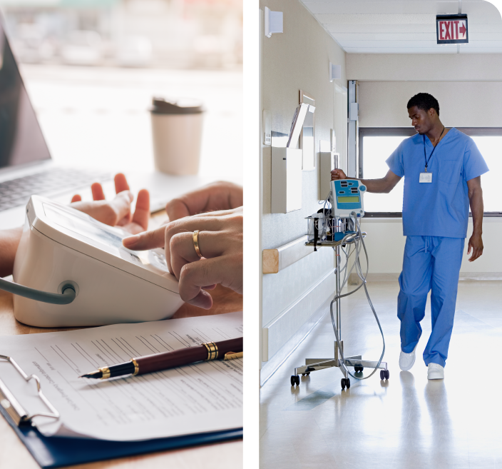 IoT and hospitals