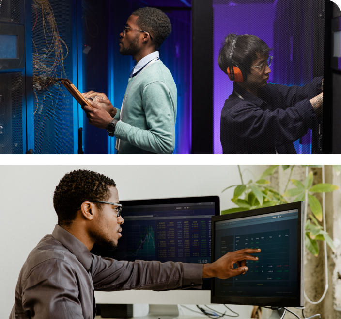 Server Technicians