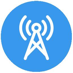 network testing icon