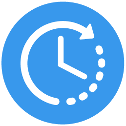 Real Time Data Icon