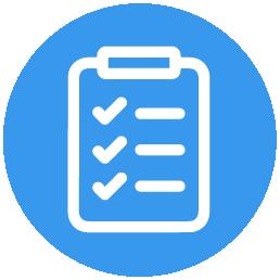 Range of Tests Icon