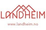 Landheim logo