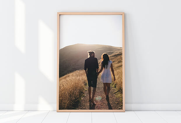 large prints posters & collages