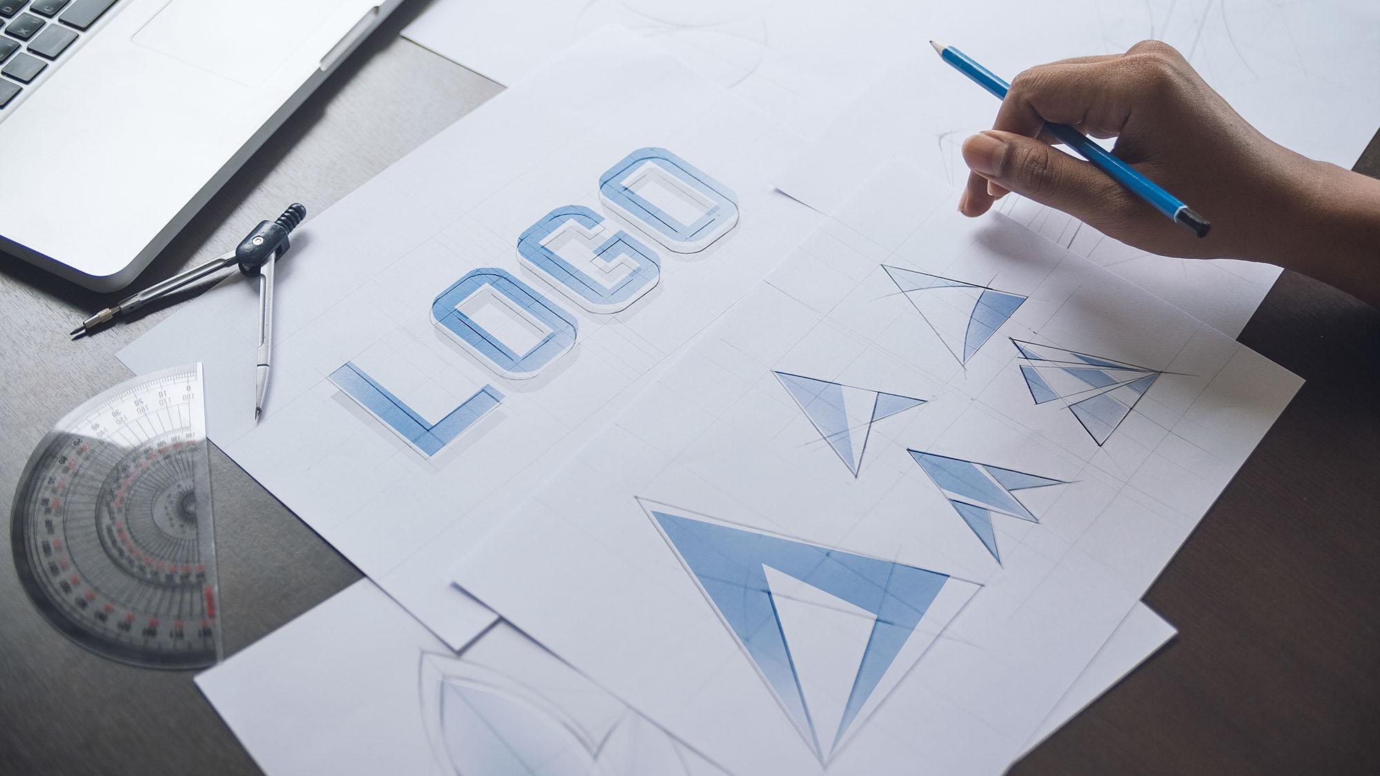 Hur skapar man en logotyp?