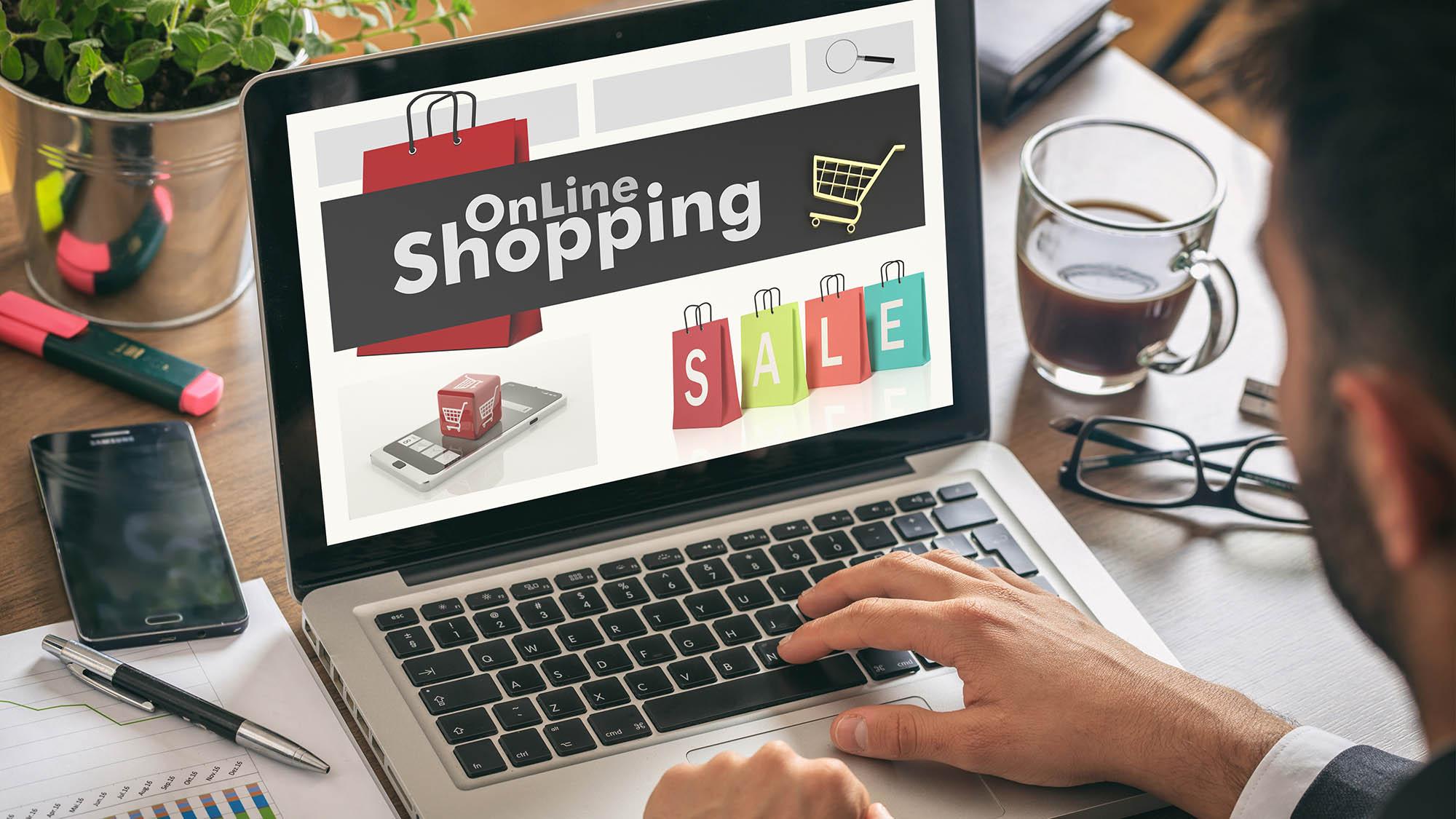 Att sälja via näthandel