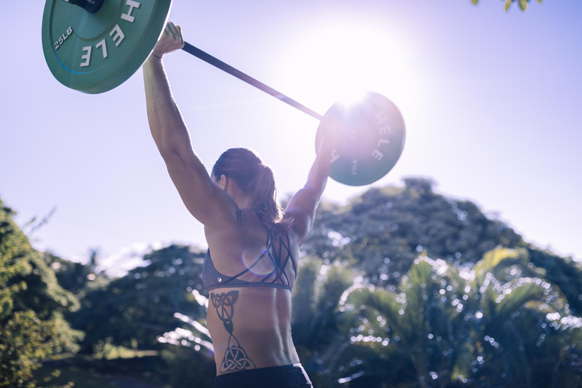 Brandy Richardson - Hele Athlete