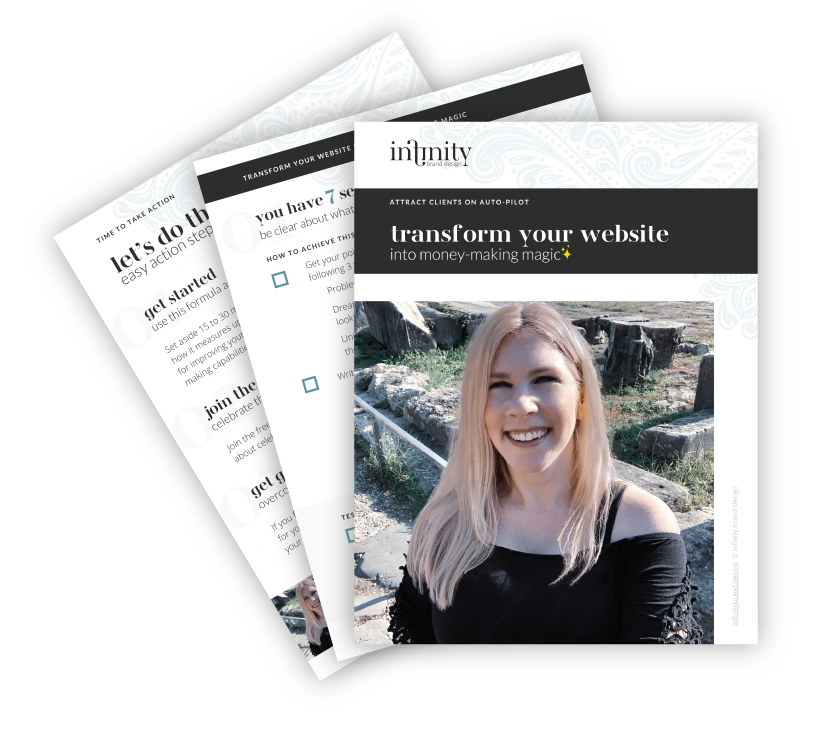 Is your website leaving money on the table? Attract clients on auto-pilot and transform your coaching website into money-making magic.