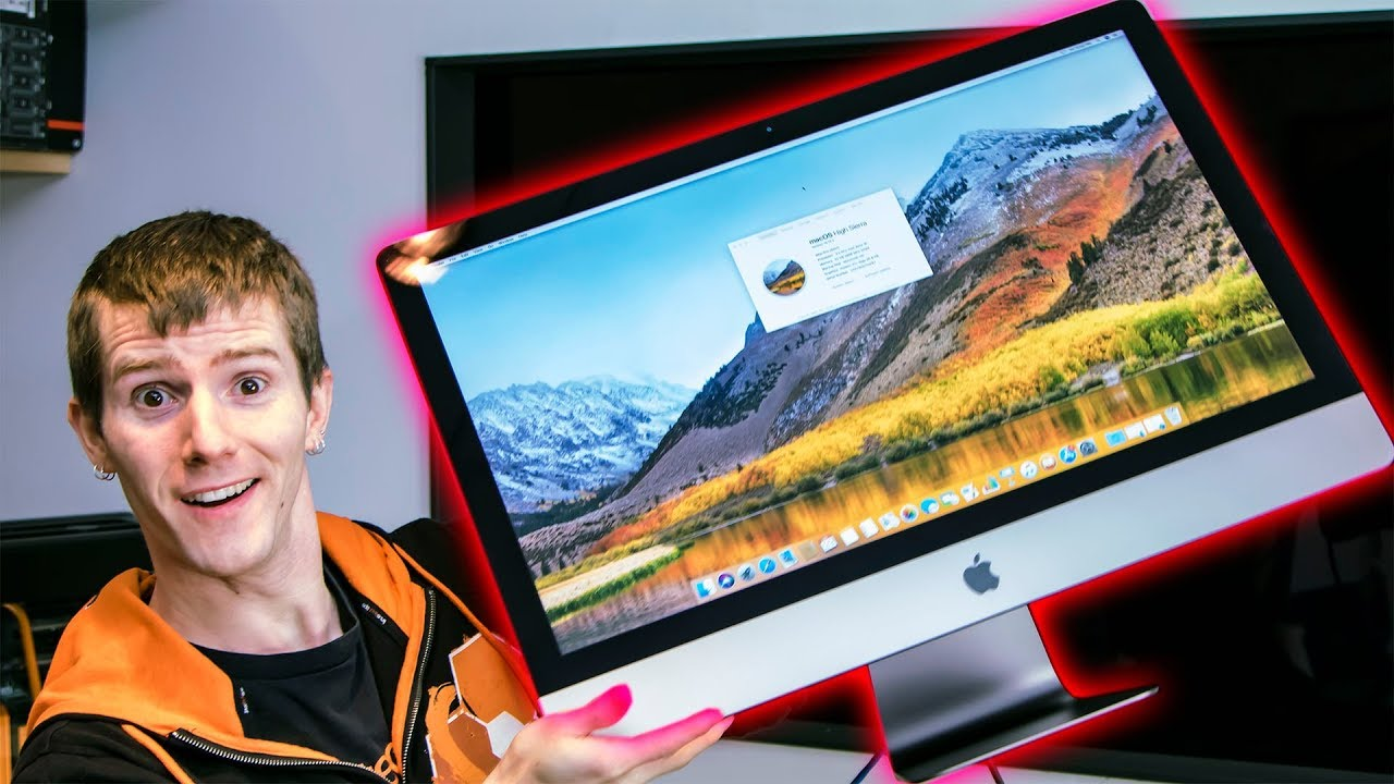 The iMac Pro is $$$... - Classic Unboxing