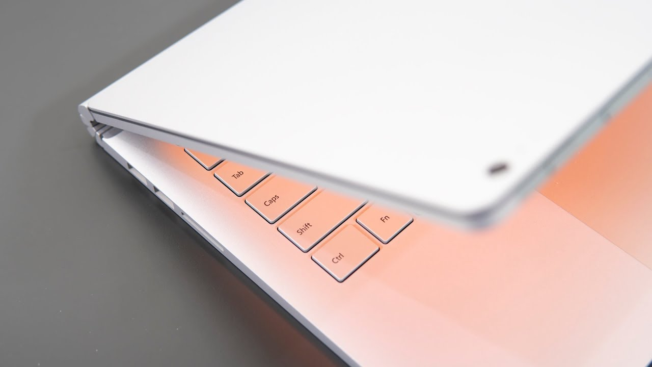 Surface Book 2 Review - The Fastest 2-in-1 Laptop!