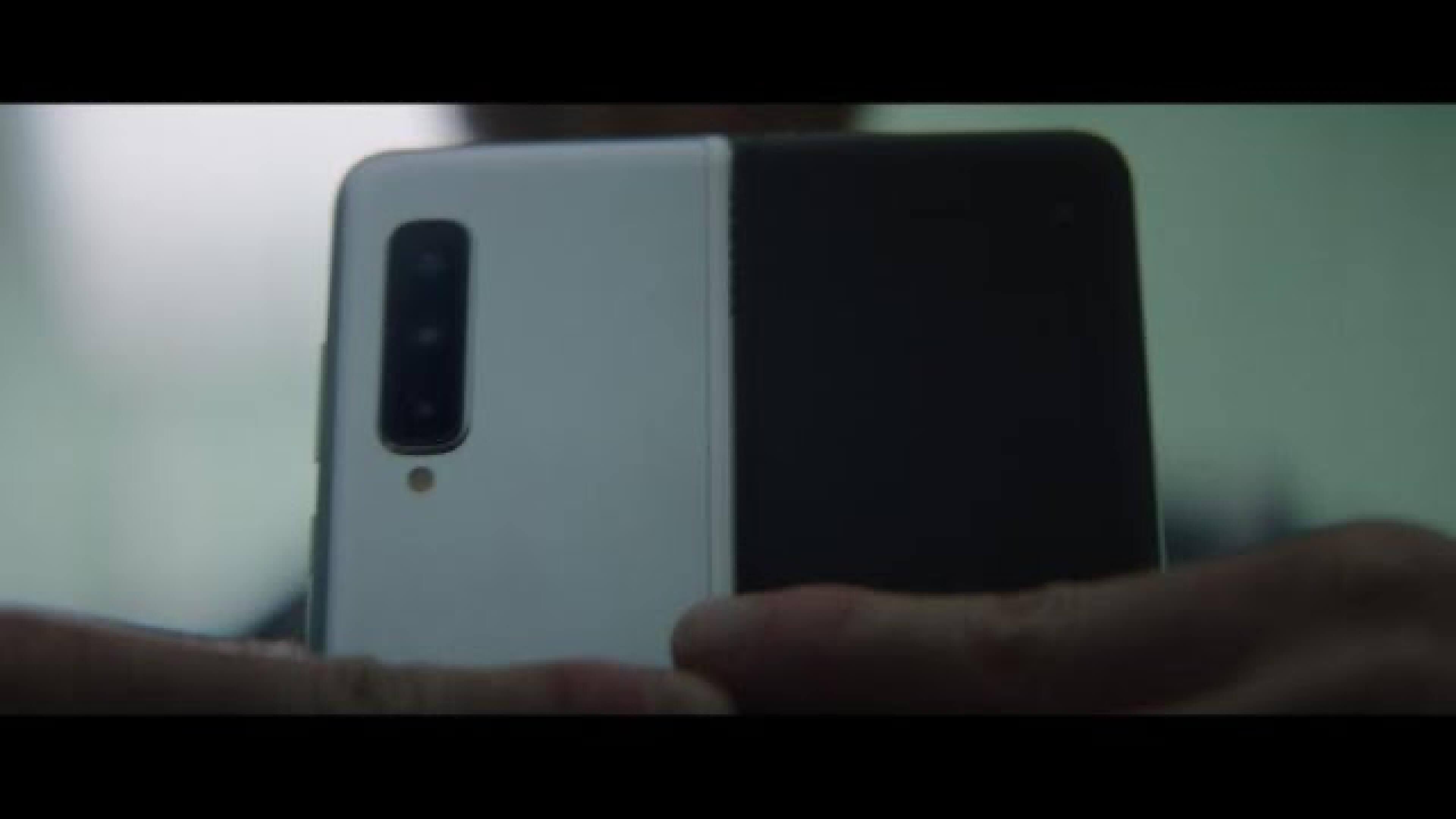 The Galaxy Fold: Cameras