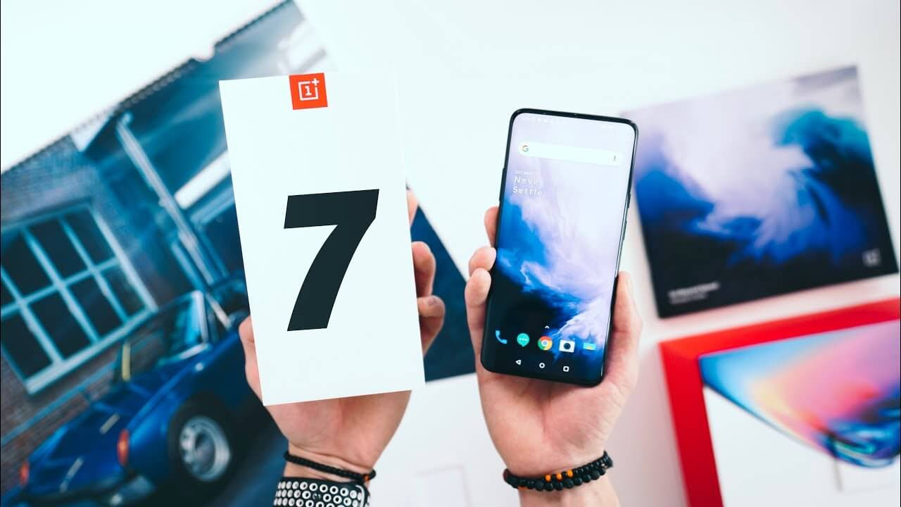 OnePlus 7 Pro UNBOXING and REVIEW!