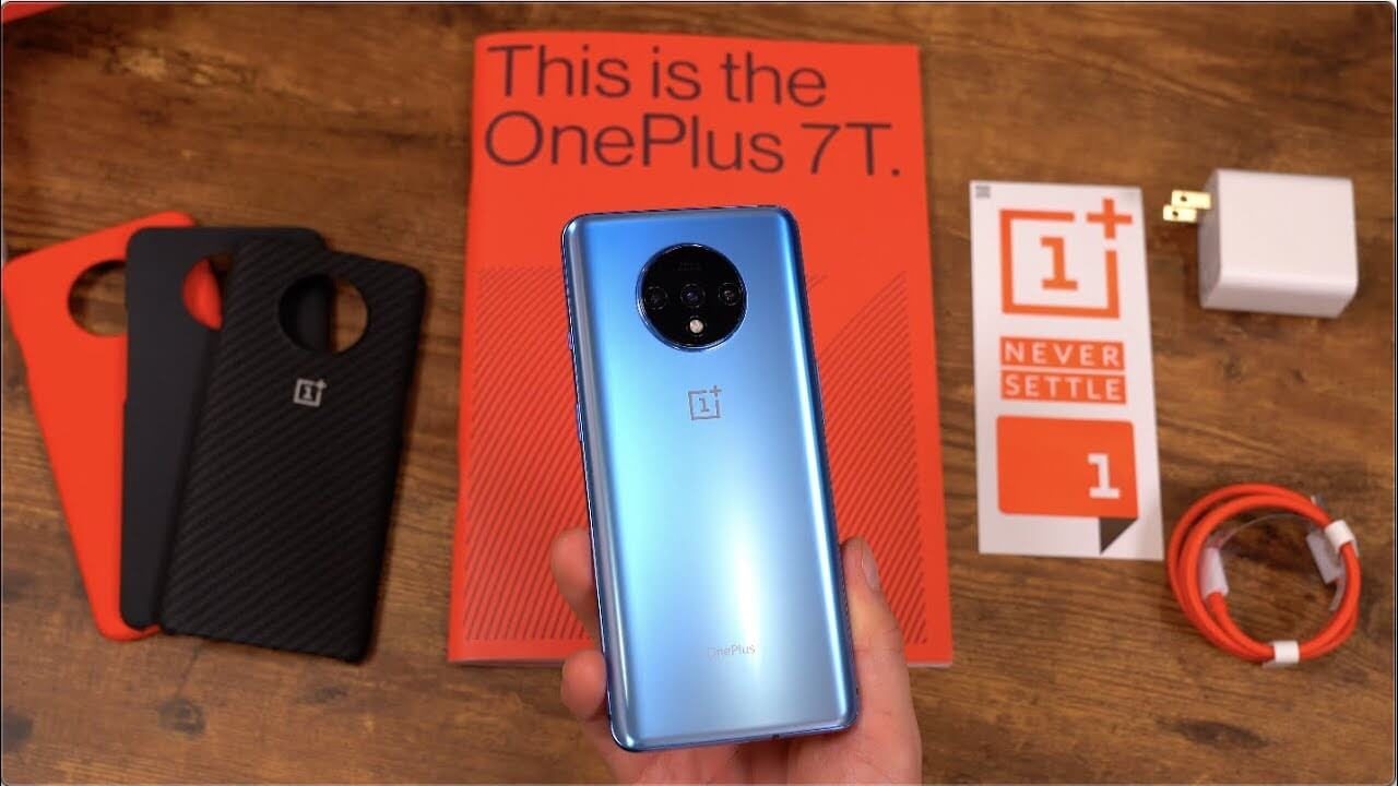 OnePlus 7T Unboxing!