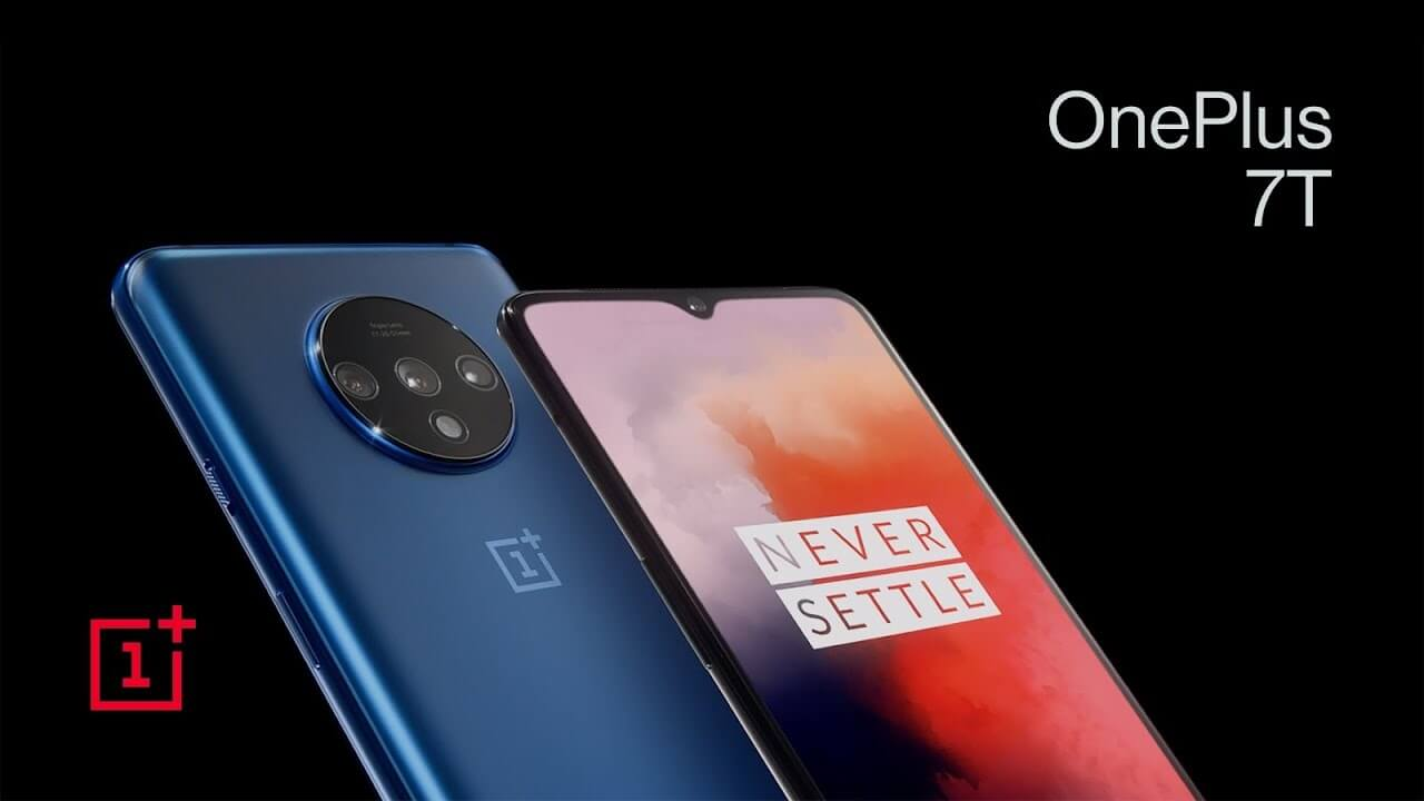 OnePlus 7T - Always Smooth