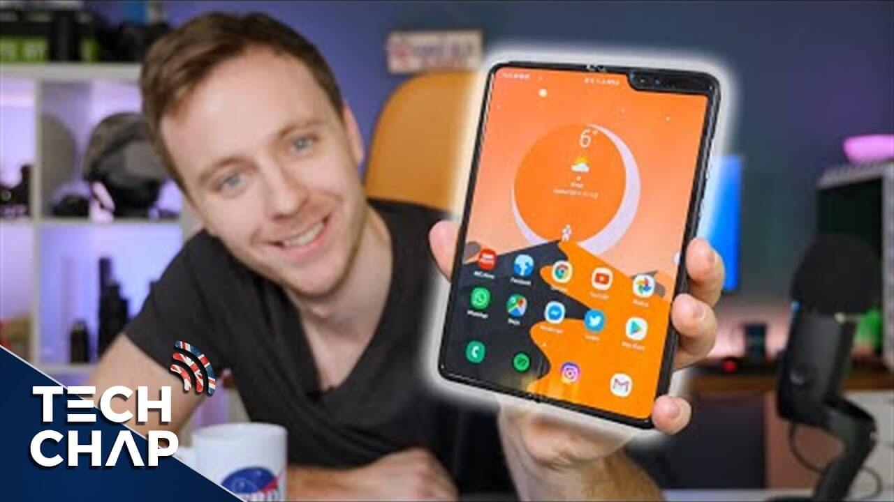 3 MONTHS with the Samsung Galaxy Fold - Long Term Review! | The Tech Chap