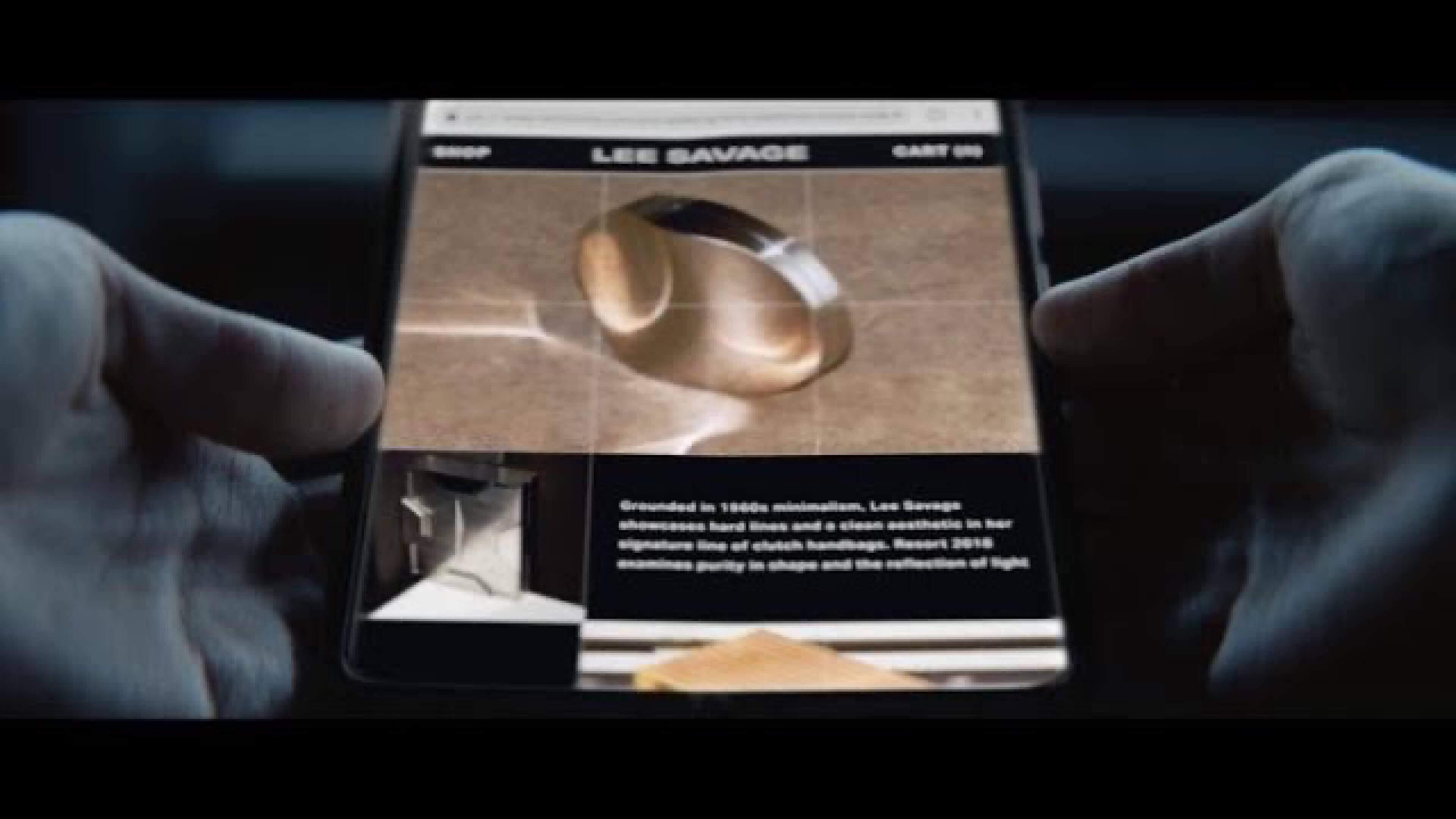 The Galaxy Fold: Display