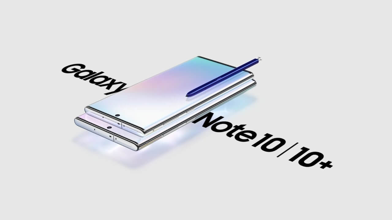 Galaxy Note10 Official TVC: Next-level power