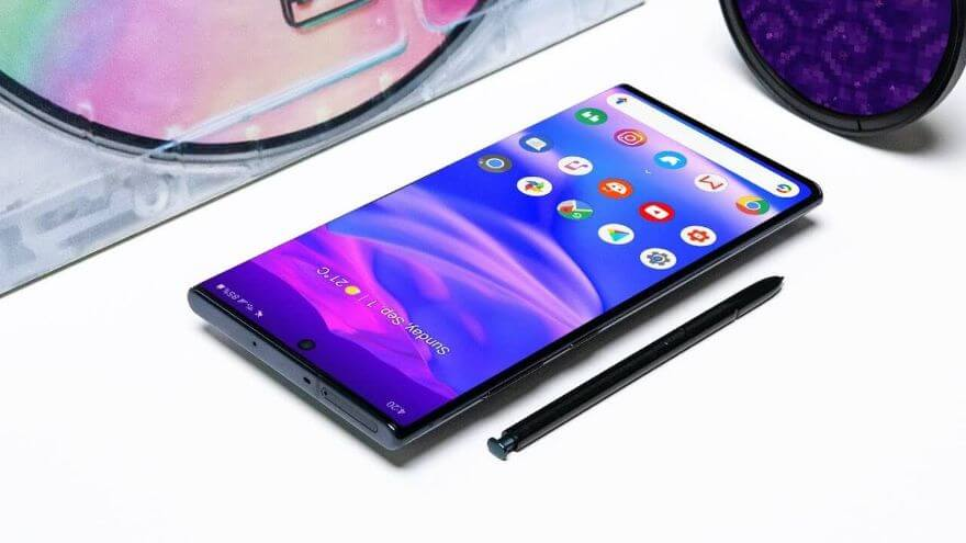 Galaxy Note 10 Plus Review - The Phone For The Crazy Ones...