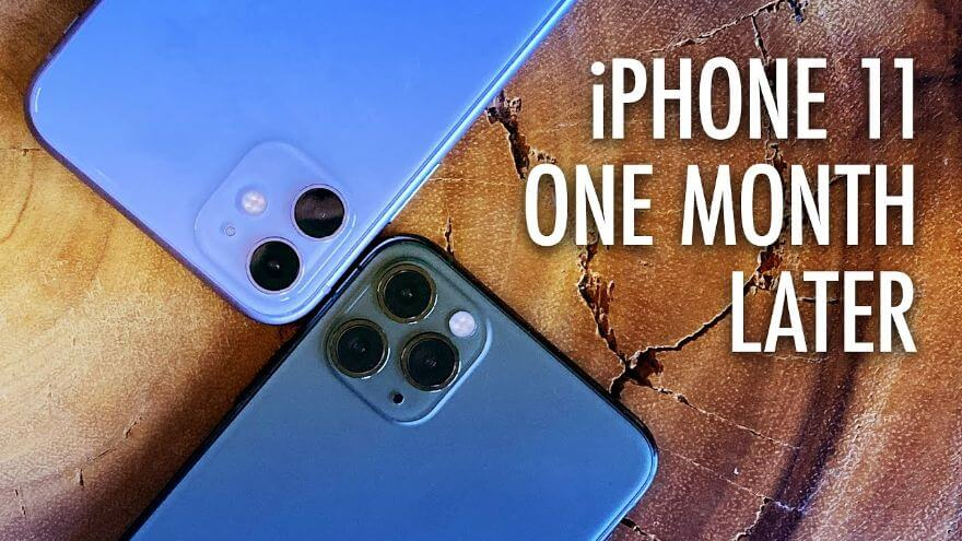 iPhone 11 Review: One Month Later