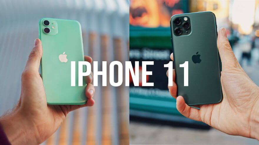 iPhone 11: Unboxing & Camera Tests