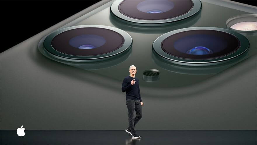 September Event 2019 — Apple iPhone 11 Pro