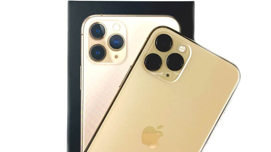 iPhone 11 Pro Gold Unboxing!