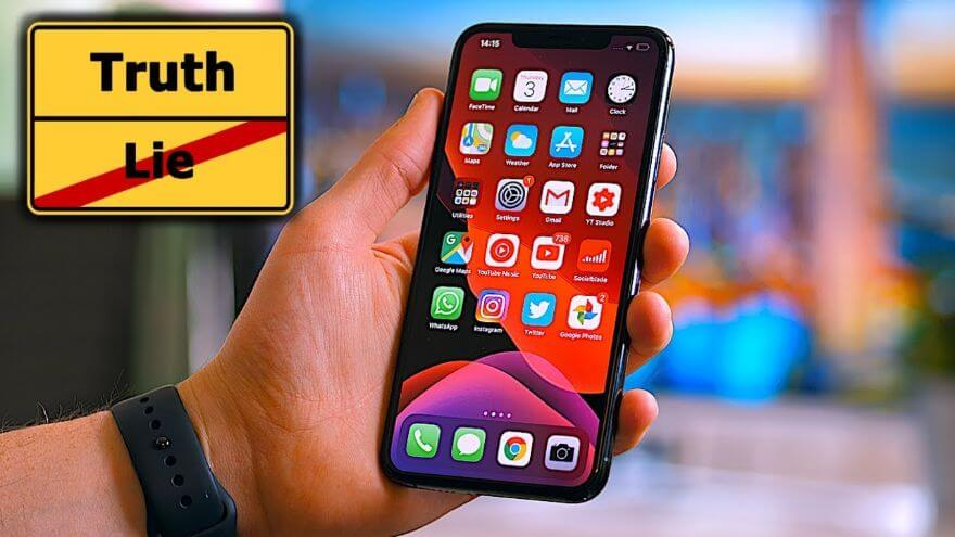 iPhone 11 Pro Max Review: The TRUTH 2 Weeks Later!