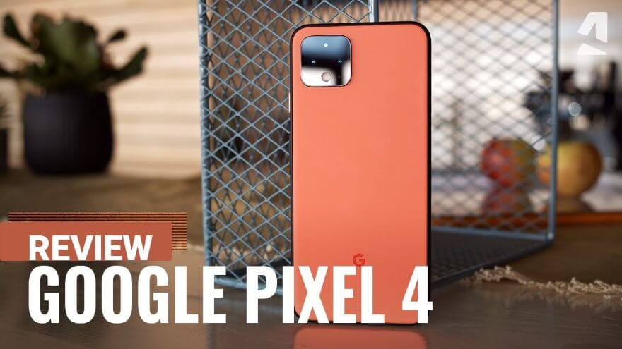Our full Google Pixel 4 review