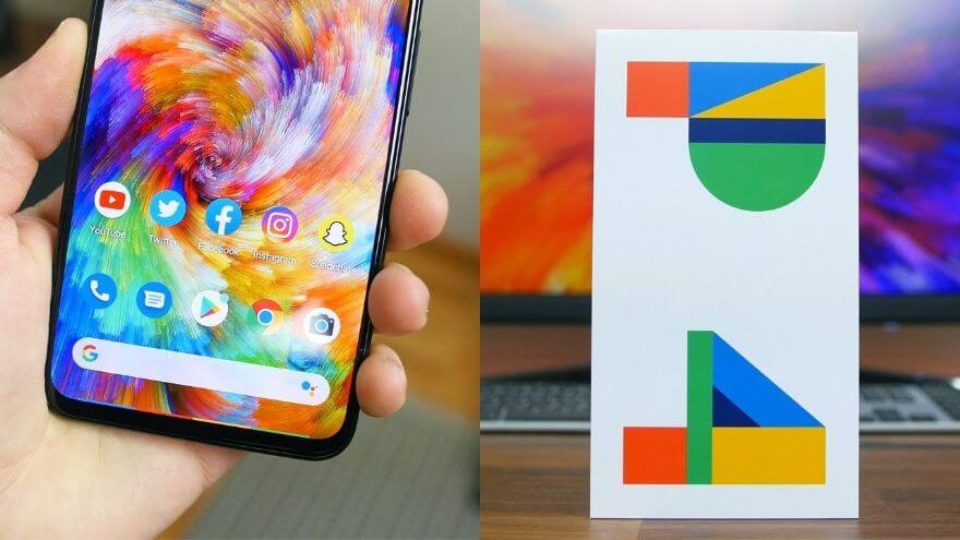 Google Pixel 4 XL Unboxing and First Impressions