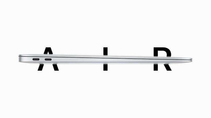 MacBook Air — Lightness — Apple