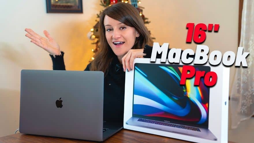 "16"" MacBook Pro Unboxing + Review!"