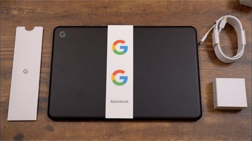 Google Pixelbook Go Unboxing!