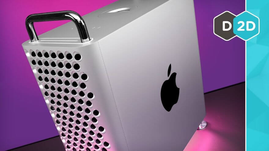 The Mac Pro 2019 is Extra AF