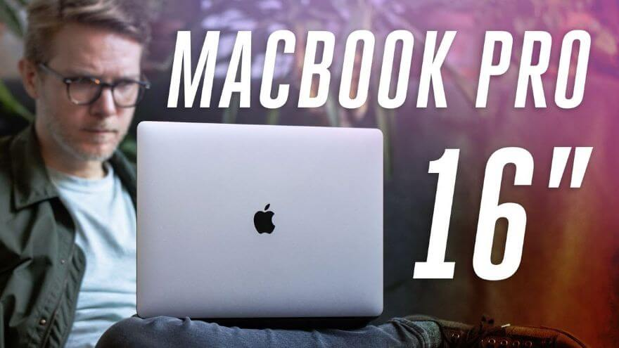 The MacBook Pro 16-inch is the one you've been waiting for