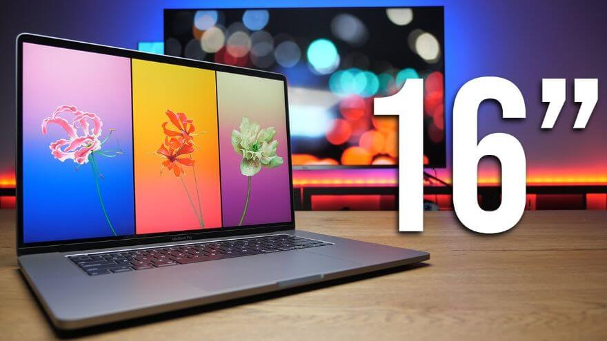 MacBook Pro 16-inch Review: Apple listened!