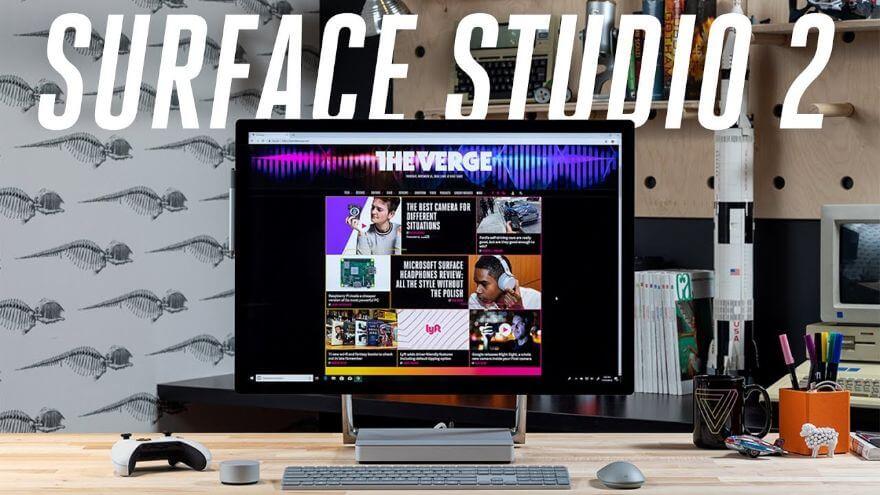 Microsoft Surface Studio 2 review: better performance, same good looks