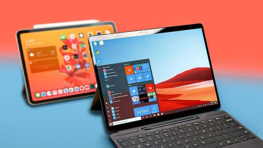 Surface Pro X | Microsoft's iPad Pro Competitor ISN'T Ready...