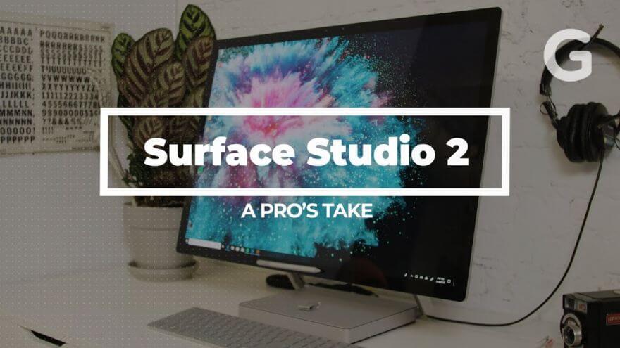 Microsoft Surface Studio 2: Creative Pro Review