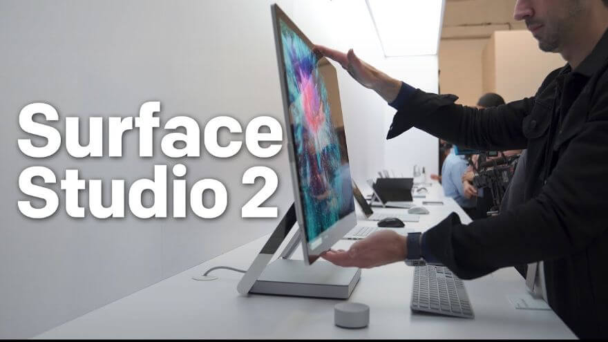 Surface Studio 2 hands-on: A powerful and impressive upgrade, with a price tag to match