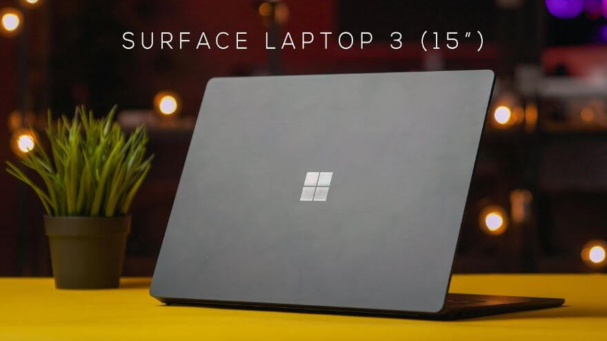 Surface Laptop 3 Review // Microsoft Should've Waited!