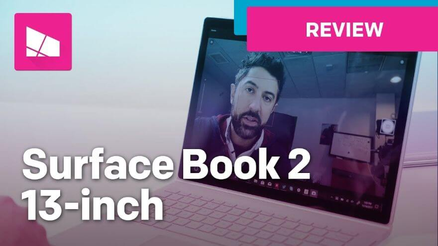 Surface Book 2 13-inch Review