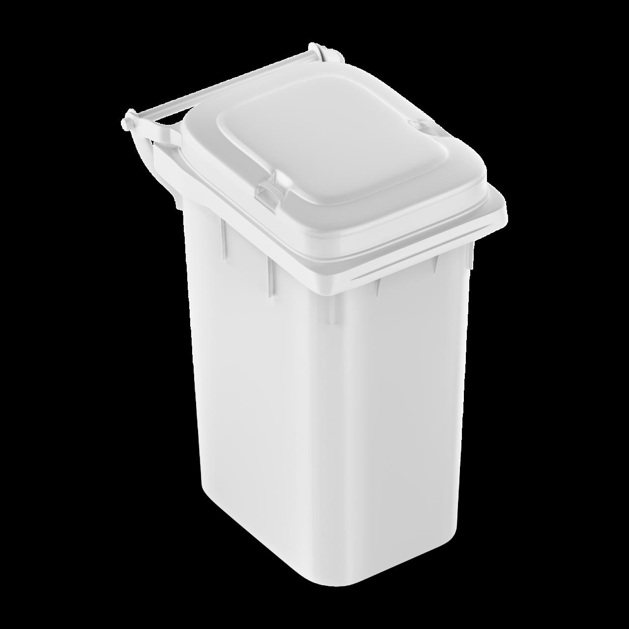 Imagem de um container de resíduos