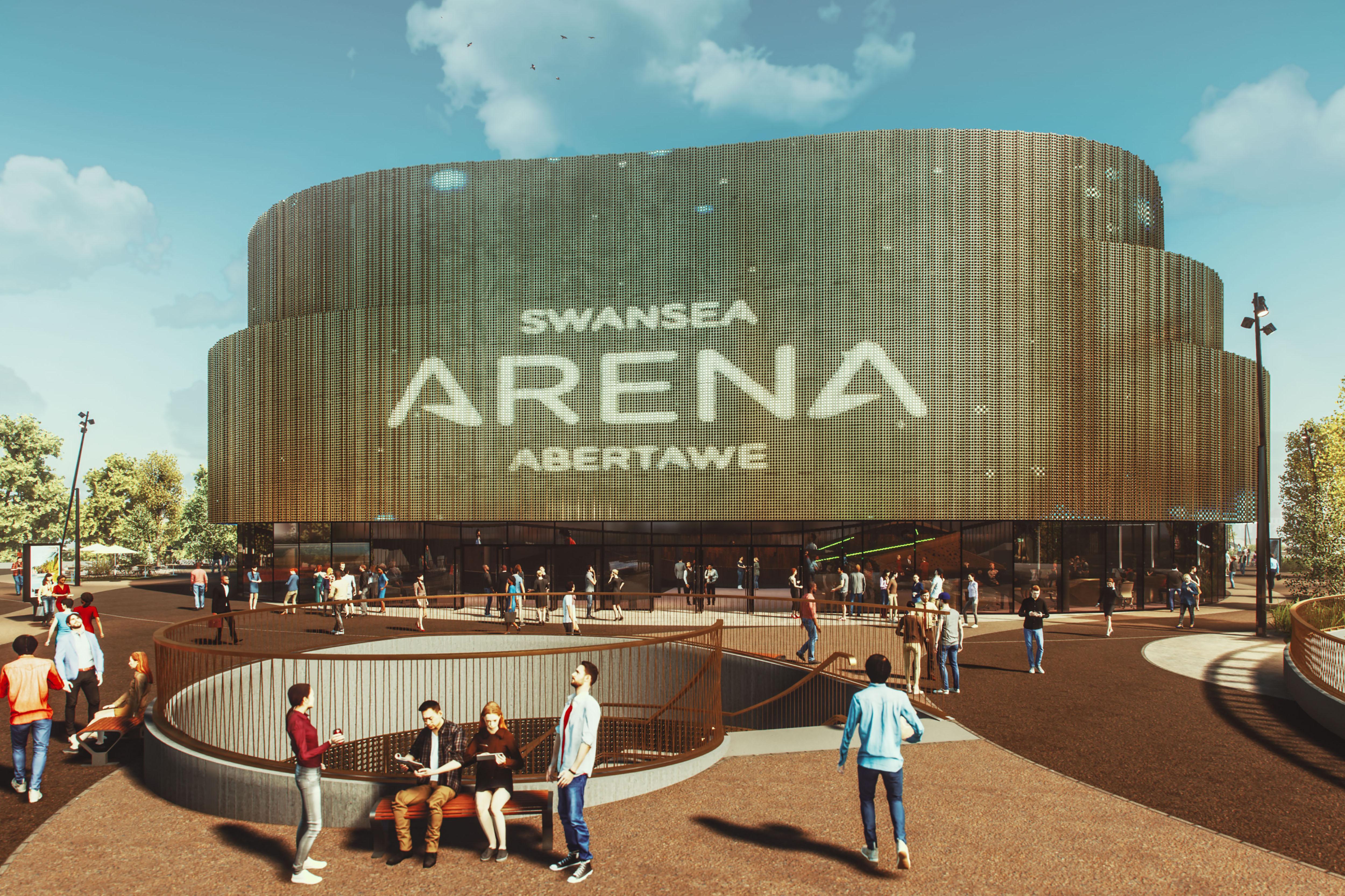 Swansea Arena