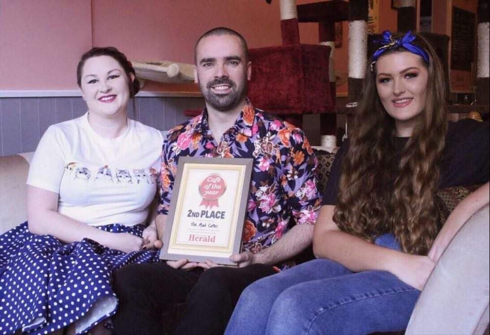 Cafe of the Year Award